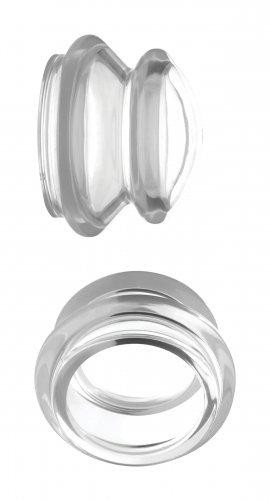 Clear Plungers Nippelsauger - Klein