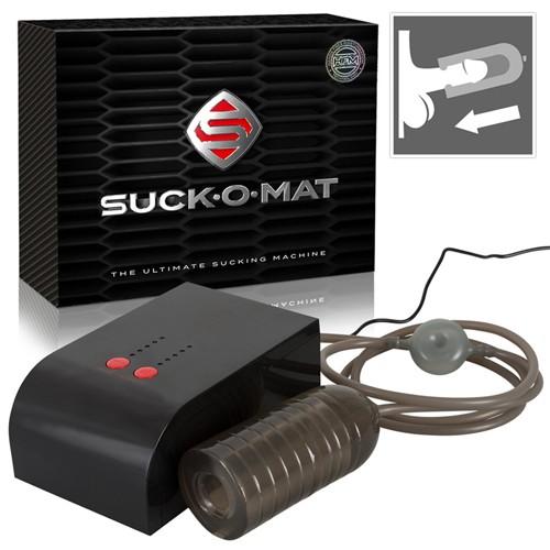 Suck-O-Mat