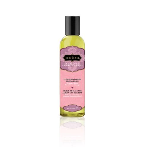 Aromatisches Massageöl - Pleasure Garden 59 ml